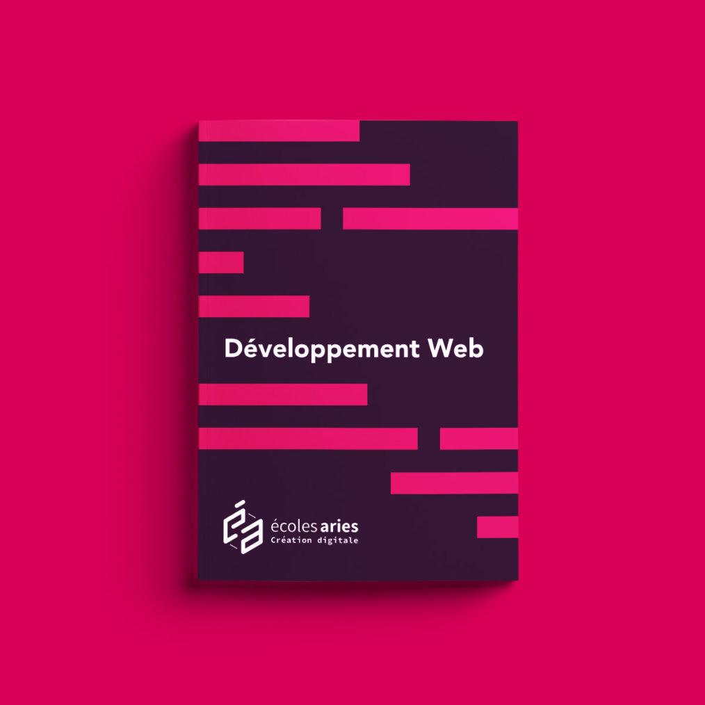 École ARIES, développement web